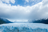 Overview of the Perito Moreno Glacier, Patagonia, Argentina Photo by James White