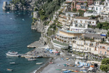 Italy, Amalfi Coast, Positano Photo by Rob Tilley