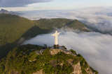 Art Deco Statue of Jesus, Corcovado Mountain, Rio de Janeiro, Brazil Photo by Peter Adams