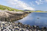 Isle of Harris, the Coast Near Luskentyre. Scotland in July Photo by Martin Zwick