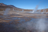 Chile, Andes, El Tatio Is a Largest Geothermal Location Photo by Mallorie Ostrowitz
