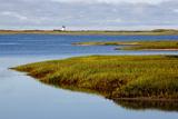 A Salt Marsh in Provincetown, Massachusetts Foto von Jerry & Marcy Monkman