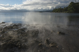Scenic of Savusavu Bay Hot Springs, Vanua Levu, Fiji Photo by Pete Oxford