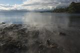 Scenic of Savusavu Bay Hot Springs, Vanua Levu, Fiji Photo by Pete Oxford