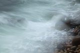 Maine, Acadia NP, Ocean Waves Breaking on Rocks Along Ocean Drive Photo by Joanne Wells