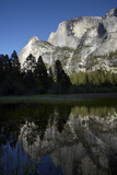 North West Face of Half Dome, Mirror Lake, Yosemite NP, California Photo by David Wall