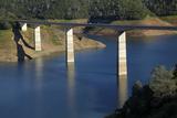 Archie Stevenot Bridge Carrys SR 49 across New Melones Dam, California Photo by David Wall