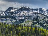 Brighton Ski Resort from Guardsman's Pass Road Photo by Howie Garber