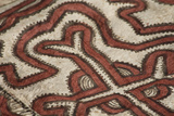Melanesia, Papua New Guinea, Tufi. Traditional Handmade Tapa Cloth Photo by Cindy Miller Hopkins