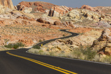 Nevada, Clark County, Valley of Fire State Park. Rainbow Vista Area Photo by Brent Bergherm