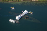 USS Arizona Memorial, Pearl Harbor, Oahu, Hawaii Photo by Douglas Peebles