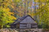 Tennessee, Great Smoky Mountains NP, Noah 'Bud' Ogle Farm Photo by Jamie & Judy Wild
