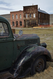 Vintage Truck, Bodie Ghost Town, Bodie Hills, Mono County, California Photo by David Wall