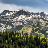 Brighton Ski Resort from Guardsmans Pass Road Photo by Howie Garber