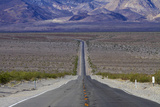 SR 190 Through Death Valley NP, Mojave Desert, California Photo by David Wall