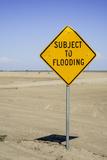 California, San Joaquin River Valley, Angiola, Warning Sign Photo by Alison Jones