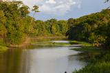 Yurapa River, a Tributary of the Ucayali River, Amazon Basin, Peru Photo by Mallorie Ostrowitz