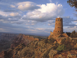 Desert View Watch Tower on the East Rim of Grand Canyon NP, Arizona Photo by Greg Probst