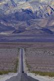 SR 190 Through Death Valley NP, Mojave Desert, California Photo by David Wall