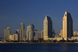 USA, California, San Diego. Downtown San Diego City Skyline Photo by Kymri Wilt