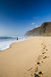 The Long Stretches of Beach, Polihale State Beach Park, Kauai, Hawaii Photo by Micah Wright