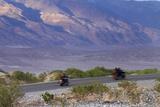 Motorcycles, Death Valley NP, Mojave Desert, California, USA Photo by David Wall