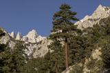 Mt. Whitney, Eastern Sierras, Lone Pine, California Photo by Rob Sheppard