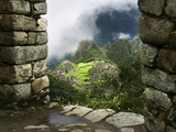 Peru, Machu Picchu, from Inca Trail Photo by John Ford