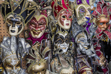 French Quarter, New Orleans, Louisiana. Mardi Gras Masks for Sale Photo by Charles O. Cecil
