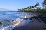 Mokapu Beach, Wailea, Maui, Hawaii Photo by Douglas Peebles