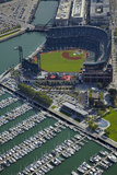 Ballpark, Home of San Francisco Giants, San Francisco, California Photo by David Wall