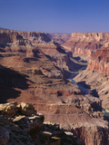 Colorado River Flowing Thru Marble Canyon, Grand Canyon NP, Arizona Photo by Greg Probst