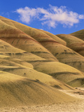 Painted Hills Unit, John Day Fossil Beds National Monument, Oregon Photo by Howie Garber