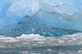 USA, Alaska, Endicott Arm. Blue Ice and Icebergs Photo by Don Paulson