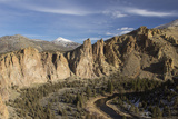USA, Oregon, Smith Rock State Park Photo by Brent Bergherm