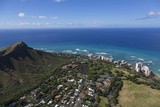 Gold Coast, Diamond Head, Waikiki, Honolulu, Oahu, Hawaii Photo by Douglas Peebles