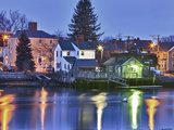 The South End of Portsmouth, New Hampshire Photo by Jerry & Marcy Monkman