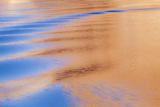 USA, Utah, Glen Canyon National Recreation Area. Boat Wake Patterns Photo by Don Paulson