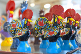 Europe, Portugal, Sintra, Black Rooster Souvenirs Photo by Lisa S. Engelbrecht