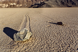 USA, California, Death Valley Racetrack Photo by John Ford