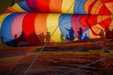 Colorado, Colorado Springs. Hot Air Balloon at the Balloon Festival Photo by Don Grall
