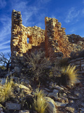 Ruins Cutthroat Castle. Ancestral Puebloan. Hovenweep NM, Colorado Fotografía por Scott T. Smith