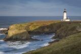 Yaquina Head Lighthouse, Newport, Oregon, USA Photographie par Brian Jannsen