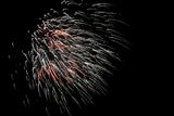 Minnesota, Mendota Heights, Fireworks, Aerial Displays Photo by Bernard Friel