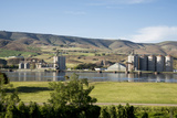 USA, Washington, Whitman County, View across Clearwater River Photo by Alison Jones