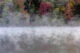 USA, Pennsylvania, Benton. Fog over Pond Photo by Jay O'brien