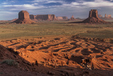 USA, Arizona, Monument Valley, Artist Point Photo by John Ford