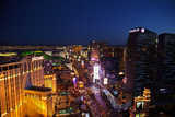 Planet Hollywood, Casinos and Hotels, the Strip, Las Vegas, Nevada Photo by David Wall