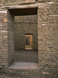 Doorway in Pueblo Bonito, Chaco Canyon National Park, New Mexico Photo by Greg Probst