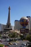 Hotels and Casino Buildings, the Strip, Las Vegas, Nevada Photo by David Wall